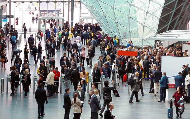 Trade fairs, events, congress